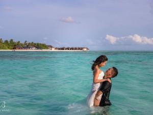馬爾地夫婚紗,馬爾地夫婚拍,MALDIVES WEDDING,Maldives prewedding,马尔代夫婚拍